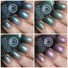 Welcome: Doctor Lacquer's-Something Spatial Galaxy Collection