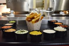 From duck fat fries to authentic Belgian frites, there are plenty of places to grab great french fries in Toronto. Whether you want to enjoy your fries solo or as a serious side to a killer main,. Toronto Vacation, Duck Fat Fries, French Fries, Food Presentation, Breakfast, Recipes, Canada, Gta, Drinks