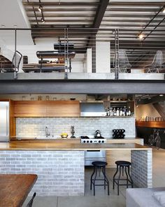 Как вам такая кухня ?        Команда мастеров LOFT Interior готова выполнить дизайн-проект любой сложности для вашей Квартиры Загородного дома Бизнес-пространства и не только.   Мы открыты к сотрудничеству с интересными проектами.   Мы можем обеспечить вас качественной рекламой в единственном крупном аккаунте любителей стиля лофт.    По всем интересующим вопросам пишите Whats App Viber Sms или Звоните 7-923-155-15-75     Наш тег: #LOFTISALLYOUNEED    All rights belong to their respective…