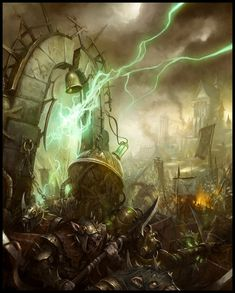 Verminous Horde - EA Mythic, © Games Workshop