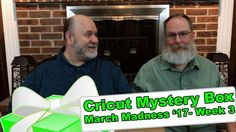 """Cricut Mystery Box - March Madness 2017 Unboxing - Week #3 - http://www.craftsbytwo.com/cricut-mystery-box-march-madness-2017-unboxing-week-3/ Does Cricut's third week of March Mystery Box Madness have the luck of the Irish? Join us to see what we received this week!  Visit our blog for easy shopping links, the best coupon code, with a gallery and list of the Mystery Box contents if you don't want to watch the video!  Check out """"Cricut Mystery Box - March Madness 2017 Un"""