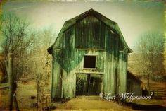 Farms & Barns No.1 - Digital Photography