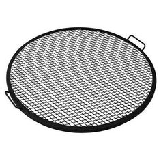Sunnydaze X Marks Outdoor Fire Pit Cooking Grill Grate. Creates perfect grill marks on food without any hassle. Enjoy an evening of grilling with this cooking grate! X-marks fire pit cooking grill for tripod or placing on fire pit. Fire Pit Grate, Fire Pit Bbq, Metal Fire Pit, Fire Pit Ring, Diy Fire Pit, Fire Pit Backyard, Fire Pits, Fire Pit Screen, Fire Grill