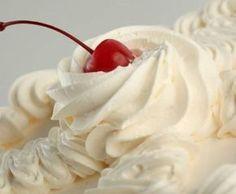 Essa é sucesso garantido, experimente! - Aprenda a preparar essa maravilhosa receita de Chantilly caseiro