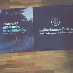 Así trabajamos #Disciplina #Dedicación #Determinación #umbralanaerobico