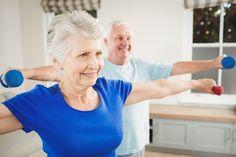 shoulder exercises for elderly and seniors