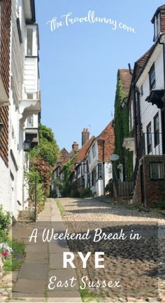 What to see and do on a weekend break in Rye, East Sussex