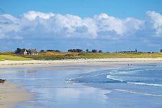 Pointe de la Torche beach in Finistère, Brittany, France. Photo by: Tim Evan Cook