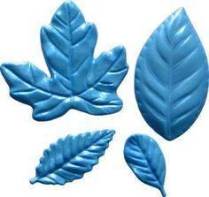 First Impressions Molds Silicone Mould - Leaves - 4 cavity: Amazon.com: Kitchen & Dining