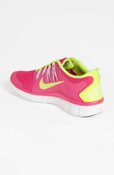 Nike | 'Free 5.0' Running Shoe (Women) #nike #runningshoes