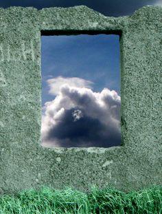 """Die Reportagen des """"Kapu"""": Ein Fenster zur Welt. Bild: Rose Böttcher"""