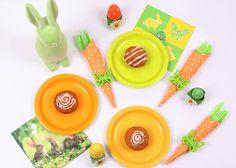 [Recette] Muffins à la carotte pour Pâques - Mesa Bella Blog