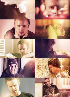 I have never loved a character in anything more than I love Jesse Pinkman.