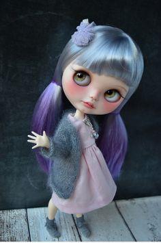 Ooak Dolls, Blythe Dolls, Barbie Dolls, Art Dolls, Barbie Clothes, Pretty Dolls, Beautiful Dolls, Disney Animators, Alice Costume