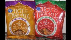Kroger Hot on the Trail Mix Thai-rrific and Lotsa Sriracha On-The-Go Sna...