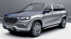 Mercedes-Maybach is commemorating 100 years of car production with the GLS Edition 100, a special edition SUV with a limited production run. Mercedes Benz Maybach, Benz Suv, New Mercedes, Chevrolet Trailblazer, Aston Martin, Co2 Emission, Volkswagen, Console Centrale, Rolls Royce Cullinan