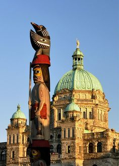 First Nation Totem by photobenedict, via Flickr