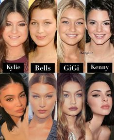 no smiling! That's better. 😄 Lovely before editorial after - Kosmetische Chirurgie Kylie Jenner Plastic Surgery, Celebrity Plastic Surgery, Beauty Care, Beauty Makeup, Beauty Hacks, Hair Beauty, No Makeup, Lip Injections, Perfect Lips