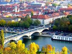 Wurzburg, Germany - been there!