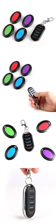LED Light Key Chains: Aoonar Key Finder Key Tags Key Chain Wireless Rf Item Locator, Remote Control, 4 -> BUY IT NOW ONLY: $35.67 on eBay!
