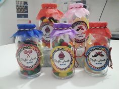 candy bottles Giveaways, First Birthdays, Bottles, Candy, One Year Birthday, Sweets, Candy Bars, Chocolates