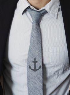 Anchor tie.