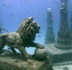 Deep beneath the Mediterranean Sea in Egypt's ancient capital Alexandria lies a wealth of archaeological artifacts. It's a treasure trove of 20,000 objects and counting, thousands of years old providing archaeologists the key to unlocking the mystery of ancient Egypt and its rulers...Cleopatra's Palace...