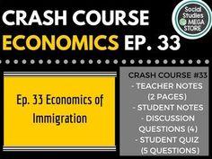 The Economics of Immigration: Crash Course Econ
