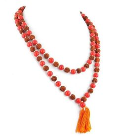 108 Beads Red Coral And Rudraksh Beads Necklace, Rosary Beads, Mangal Dosh Remedy, Healing Gemstones-Free Bracelet Birthday Background Images, Blue Background Images, Studio Background Images, Necklace Sizes, Beaded Necklace, Necklaces, Real Gold Chains, Karma, Download Hair