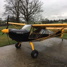You can't imagine the feeling of wonder, viewing a vintage aircraft and watching a vintage aircraft flying. Stol Aircraft, Ultralight Plane, Kit Planes, Light Sport Aircraft, Bush Pilot, Bush Plane, Vintage Air, Vintage Ideas, Float Plane