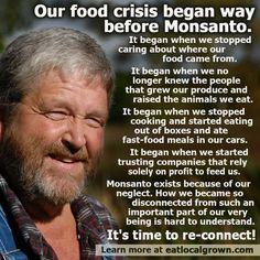 This is so true..I live in BC and seafood has always been easy to access on the coast but if you look in the stores all the frozen fish is from China..even down the isles of cans, look closely  most from China and other foreign countries...buy US and Canadian produced foods