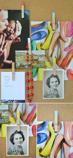 DIY: picture clips