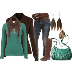 """""""I think I shall wear this today! :)"""" by wildwest on Polyvore"""
