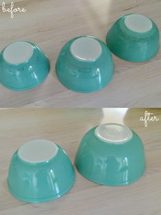Dans le Lakehouse: Collecting, Cleaning + Restoring Pyrex
