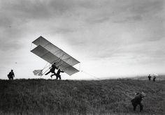 Jacque Henri Lartique. The ZYX 24 takes off, 1910.  [::SemAp::]