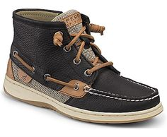 NIB Sperry Top-Sider Marella Women's Ankle Boot in Black STS90117 #SperryTopSider #AnkleBoot