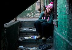 I cannot stop looking through these photos and reading these stories - those of addicts in the poorest neighborhood in NYC. Important to read; prepare yourself. Faces of Addiction. Hunts Point, Bronx by Chris Arnade, via Flickr