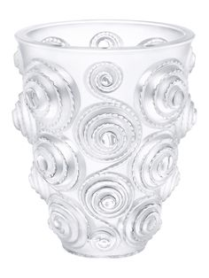 XXL Number Edition Spirales Vase from Mobile First Look: Lalique on Gilt