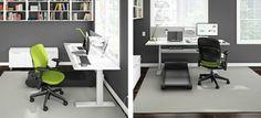 bureau moderne combiné de tapis de course pour un mode de vie actif