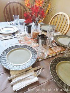 Great tips for hosting a family holiday dinner, whether it is your first time or tenth... :) Frugal Foodie Mama: Lessons Learned From Hosting My First Holiday Family Dinner