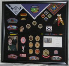 Image detail for -eagle scout shadow box - group picture, image by tag - keywordpictures ...