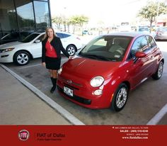 https://flic.kr/p/E9gFbH | #HappyBirthday to Julia from Wendell Montague at Fiat of Dallas! | deliverymaxx.com/DealerReviews.aspx?DealerCode=F741