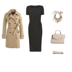 The French Minimalist Capsule Wardrobe: Spring 2017 Collection Outfit #97