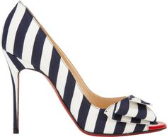 CHRISTIAN LOUBOUTIN Just Soon Pump - Lyst