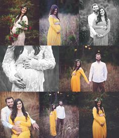 Winter Maternity Photos Forest Maternity Pictures Holly Maternity Session Baby and Belly #hollyyoungphotography