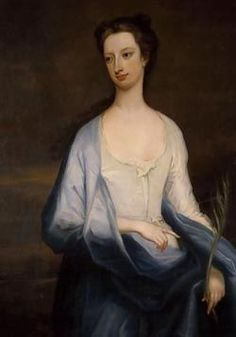 Catherine Cavendish née Hoskins (c. 1700-1777), Duchess of Devonshire. Married to William 3rd Duke