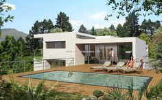 Villa in Santa Cristina D´Aro