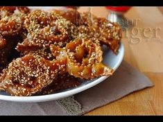 """CHEBBAKIYA"" - PÂTISSERIE ORIENTALE - Blog Coconut - Cuisine | Foodisterie | Home-Made"