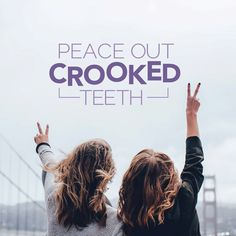 Our clear aligners can help straighten your teeth. Call for a free consultation.