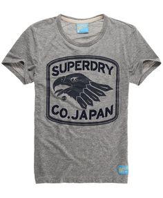 Superdry T-shirt Eagle Wash